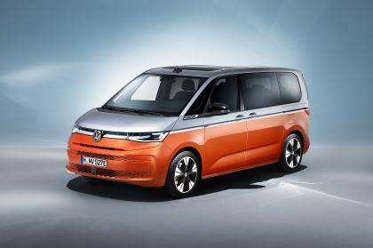 2022 Volkswagen Multivan 3