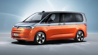 2022 Volkswagen Multivan 7