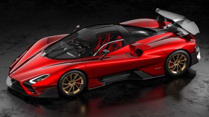 2022 Shelby SuperCars Tuatara Striker 1