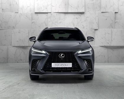 2022 Lexus NX 450h+ F Sport 9