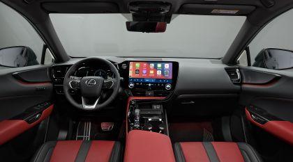 2022 Lexus NX 450h+ F Sport 16