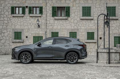 2022 Lexus NX 450h+ F Sport 42