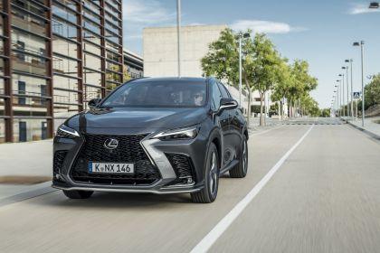 2022 Lexus NX 450h+ F Sport 50