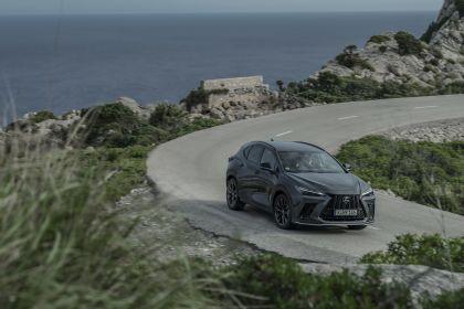 2022 Lexus NX 450h+ F Sport 55