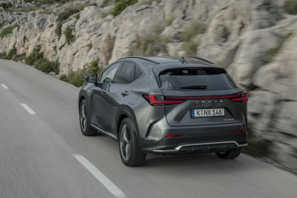 2022 Lexus NX 450h+ F Sport 65