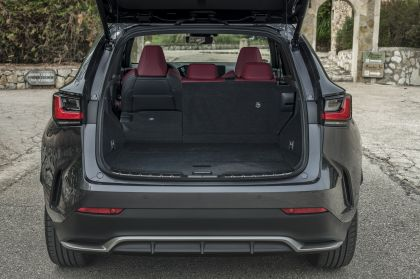 2022 Lexus NX 450h+ F Sport 89