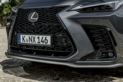 2022 Lexus NX 450h+ F Sport 101