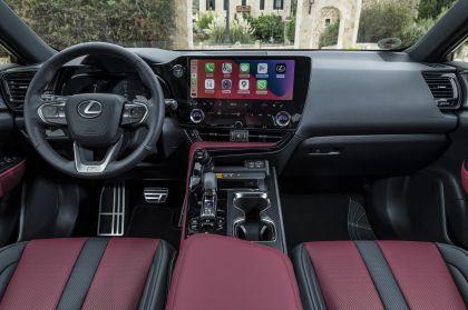 2022 Lexus NX 450h+ F Sport 109
