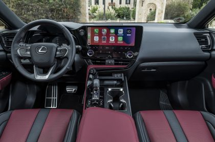 2022 Lexus NX 450h+ F Sport 110