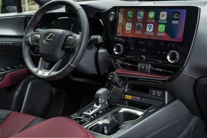 2022 Lexus NX 450h+ F Sport 112