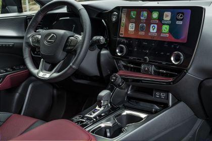 2022 Lexus NX 450h+ F Sport 113