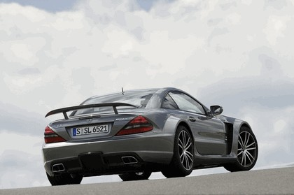 2008 Mercedes-Benz SL65 Amg Black Series 6