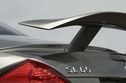 2008 Mercedes-Benz SL65 Amg Black Series 34