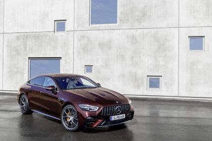 2021 Mercedes-AMG GT 53 4-door coupé 10