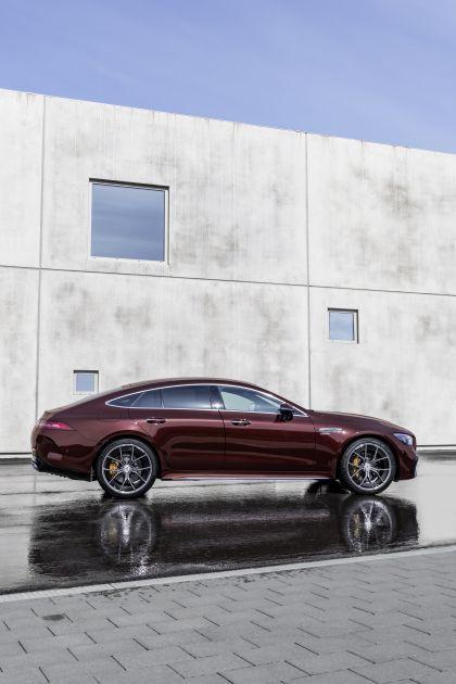 2021 Mercedes-AMG GT 53 4-door coupé 12