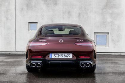 2021 Mercedes-AMG GT 53 4-door coupé 14