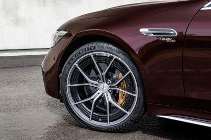 2021 Mercedes-AMG GT 53 4-door coupé 15