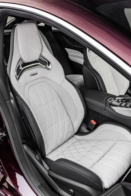 2021 Mercedes-AMG GT 53 4-door coupé 16
