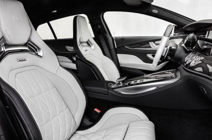 2021 Mercedes-AMG GT 53 4-door coupé 17