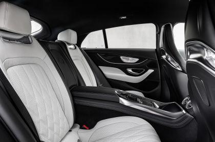 2021 Mercedes-AMG GT 53 4-door coupé 18