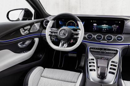2021 Mercedes-AMG GT 53 4-door coupé 19