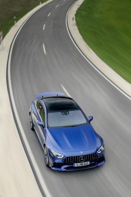 2021 Mercedes-AMG GT 53 4-door coupé 22