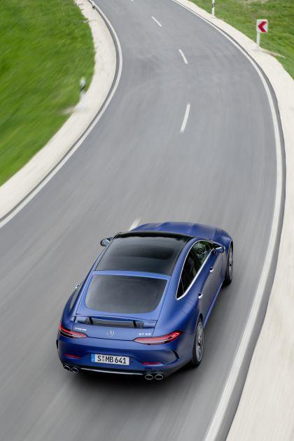 2021 Mercedes-AMG GT 53 4-door coupé 23