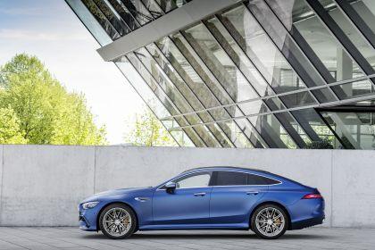 2021 Mercedes-AMG GT 53 4-door coupé 25