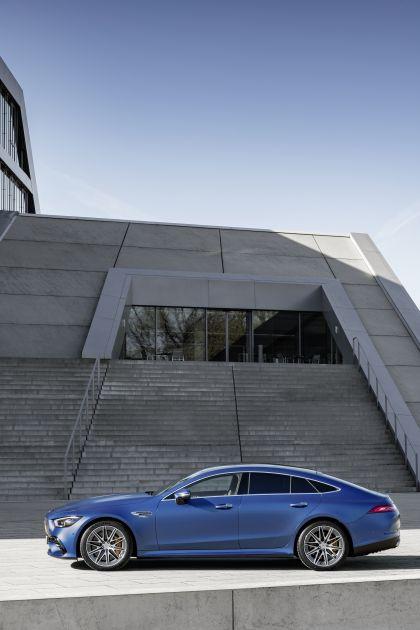 2021 Mercedes-AMG GT 53 4-door coupé 26