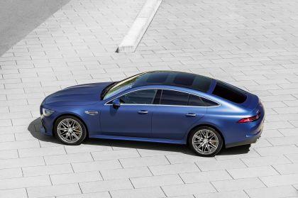2021 Mercedes-AMG GT 53 4-door coupé 30