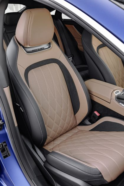2021 Mercedes-AMG GT 53 4-door coupé 34