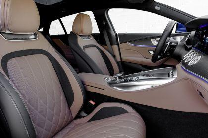 2021 Mercedes-AMG GT 53 4-door coupé 35