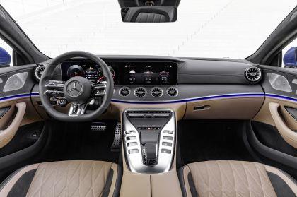 2021 Mercedes-AMG GT 53 4-door coupé 36