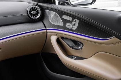 2021 Mercedes-AMG GT 53 4-door coupé 37