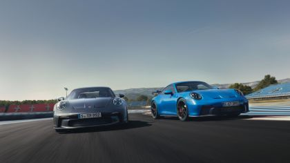 2021 Porsche 911 ( 992 ) GT3 with Touring package 1