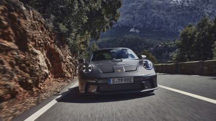 2021 Porsche 911 ( 992 ) GT3 with Touring package 3