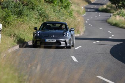2021 Porsche 911 ( 992 ) GT3 with Touring package 19