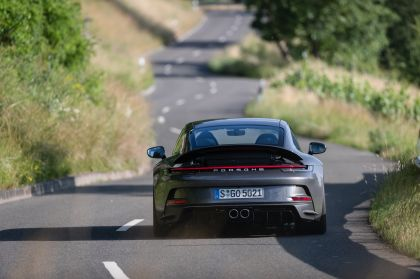 2021 Porsche 911 ( 992 ) GT3 with Touring package 21