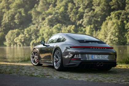 2021 Porsche 911 ( 992 ) GT3 with Touring package 54