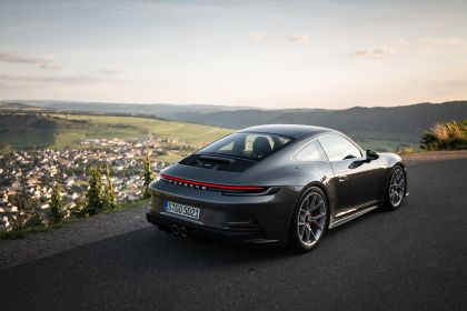 2021 Porsche 911 ( 992 ) GT3 with Touring package 55