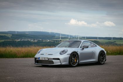 2021 Porsche 911 ( 992 ) GT3 with Touring package 70