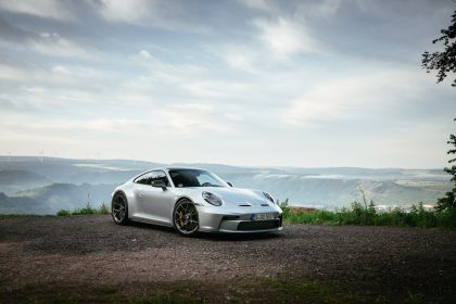 2021 Porsche 911 ( 992 ) GT3 with Touring package 75