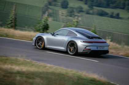 2021 Porsche 911 ( 992 ) GT3 with Touring package 79