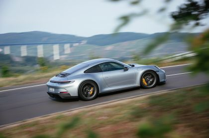 2021 Porsche 911 ( 992 ) GT3 with Touring package 80