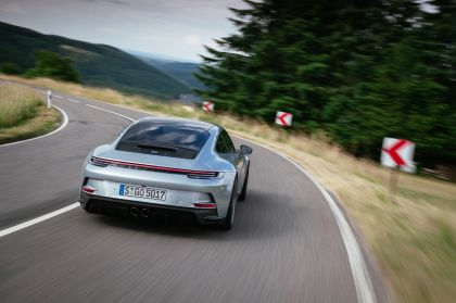 2021 Porsche 911 ( 992 ) GT3 with Touring package 83