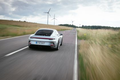 2021 Porsche 911 ( 992 ) GT3 with Touring package 85