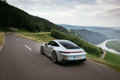 2021 Porsche 911 ( 992 ) GT3 with Touring package 88