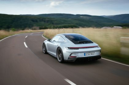 2021 Porsche 911 ( 992 ) GT3 with Touring package 90