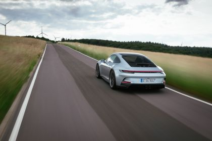 2021 Porsche 911 ( 992 ) GT3 with Touring package 92