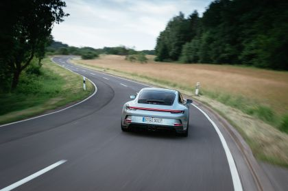 2021 Porsche 911 ( 992 ) GT3 with Touring package 96